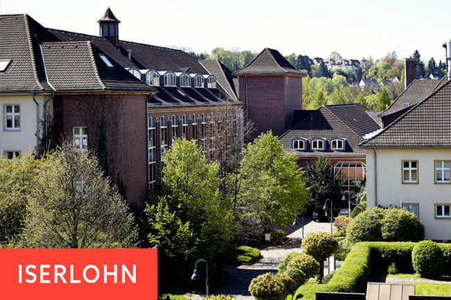 Campus Iserlohn der University of Europe for Applied Sciences