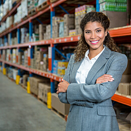 Supply Chain Managerin